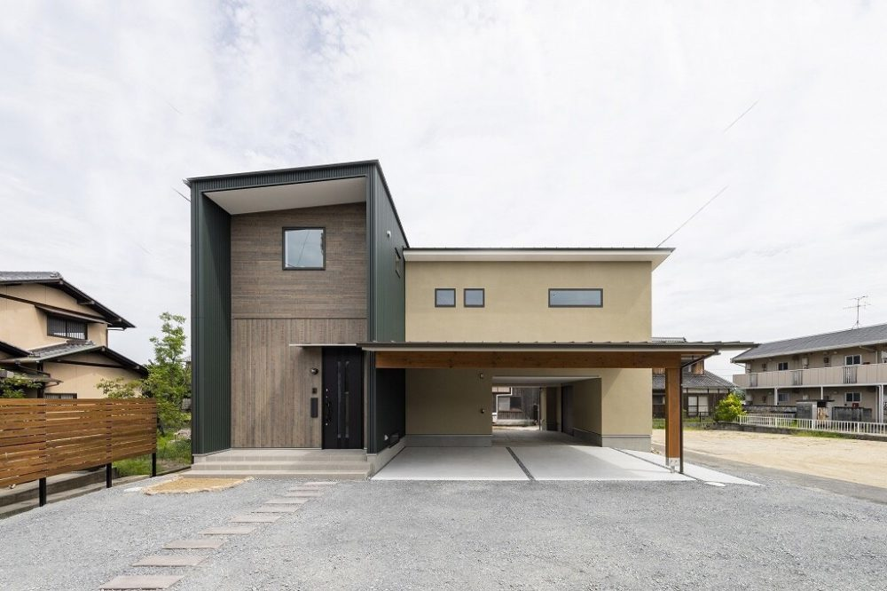 株式会社掛谷建設『箕島の家』